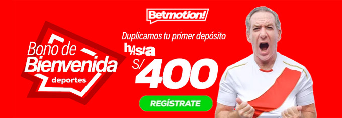 Betmotion Bono